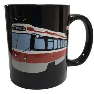 💕3/$25 Wendy Tancock Toronto Streetcar 14oz Mug
